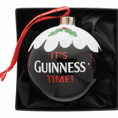Guinness Pint Christmas Bauble