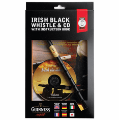 Guinness Tin Whistle CD Pack
