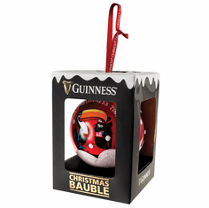 Guinness Toucan Christmas Bauble