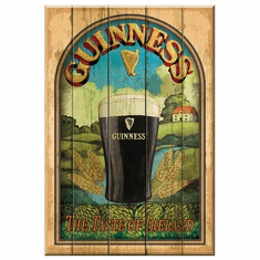 Guinness Wooden Wall Sign