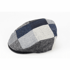 Hannah Hats Vintage Cap - Grey Patch