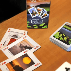 Images of Ireland Deck of Cards