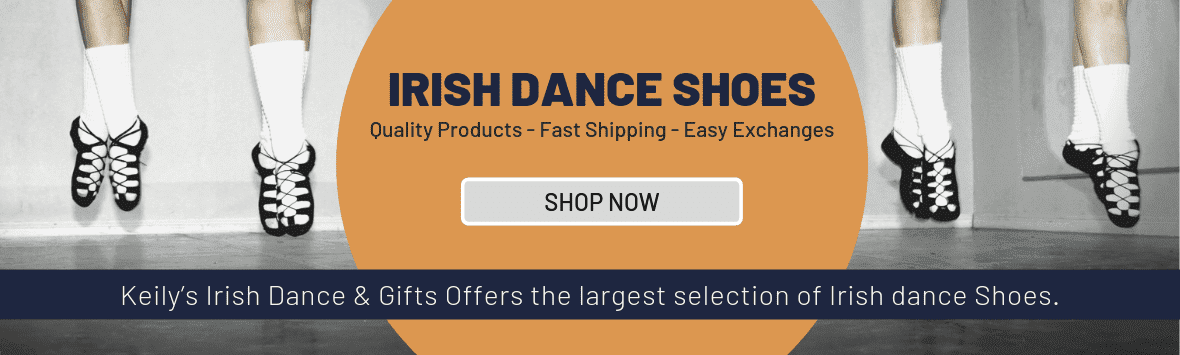 Irish Apparel Discount Banner