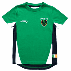 Ireland Crest Kids T-Shirt