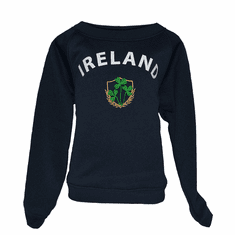 Ireland Performance Shamrock Sweatshirt