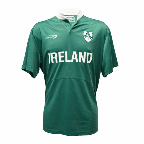 Ireland Performance Short Sleeve Rugby Jersey