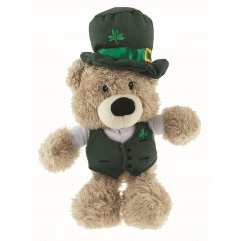 Irish Bear Soft Toy