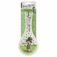 Irish Bear Spoon Rest
