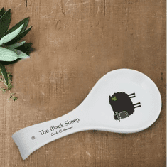 Irish Black Sheep Spoon Rest