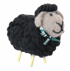 Irish Black Sheep Toy