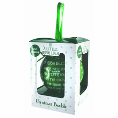 Irish Blessing Christmas Decoration