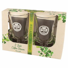 Irish Coffee Glasses 2 Pack