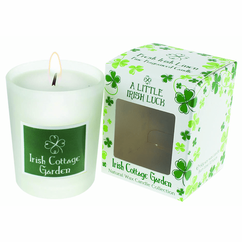 Irish Cottage Garden Candle