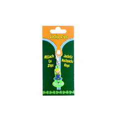 Irish Dancer Lucky Zips Attachment for Zip
