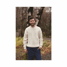 Irish Men's Crew Neck Sweater