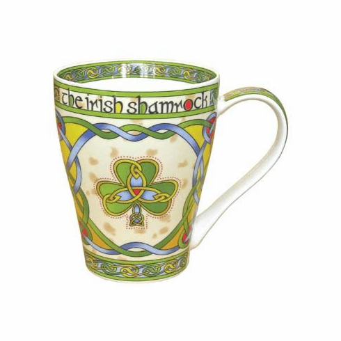Irish Shamrock Mug