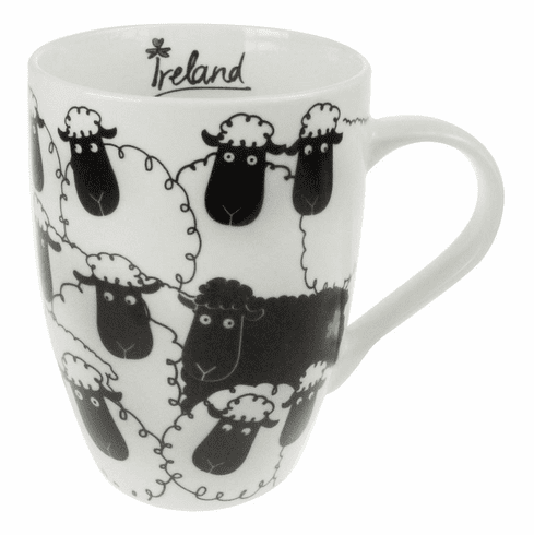 Irish Sheep Mug