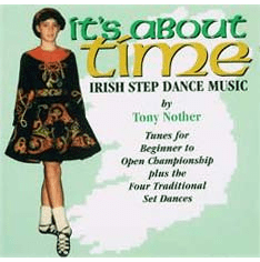 It's About Time by Tony Nother