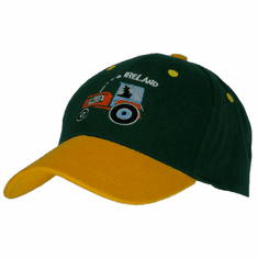 Kids Irish Tractor Baseball Cap