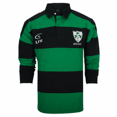 Kids Longsleeve Striped Rugby