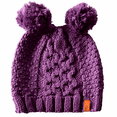 Kids Shamrock Hat Purple