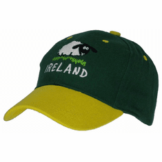 Kids Sheep Ireland Baseball Cap