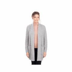 Ladies Open Face Cardigan