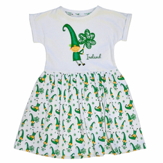 Leprechaun Kids Dress
