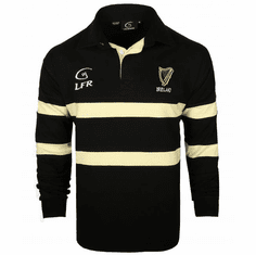 Long Sleeve Harp Men's Rugby Shirt