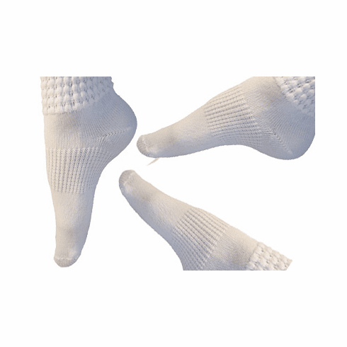 Antonio Pacelli Championship Length Seamless Arch Support Socks