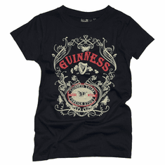 Official Guinness Design Ladies Shirt
