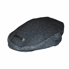 Official Guinness Grey Tweed Cap