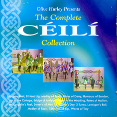 Olive Hurley Presents The Complete Ceili Collection 2 cd's