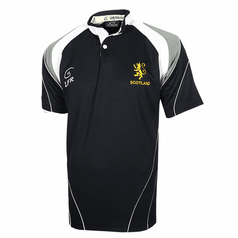 Rampant Lion Breathable Rugby Shirt