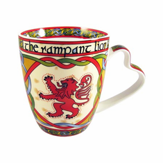 Rampart Lion China Mug