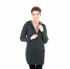 Celtic Aran Jacket