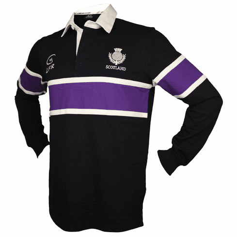 Scotland Rugby Long Sleeve Shirt