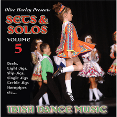 Sets & Solo's - Volume 5 - Olive Hurley