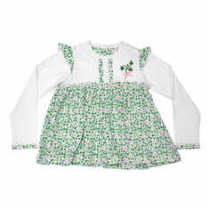 Shamrock Kids Long Sleeve Baby Dress