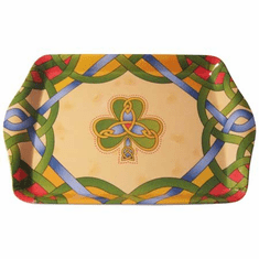 Shamrock Tea Tray