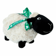 Sheep with Ribbon Soft Toy
