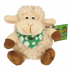 Sitting Sheep - Small Soft Toy