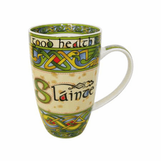 Slainte China Mug