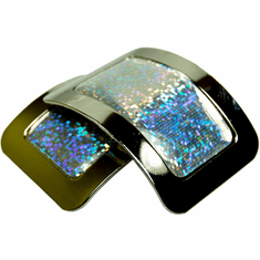 Sparkle Square Buckles for Jig Shoes