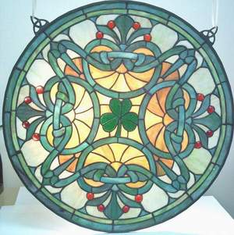 Sun Catchers Celtic/Irish