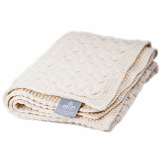 SuperSoft Merino Knit Patch Throw