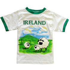 Traditional Sheep Irish T-Shirt