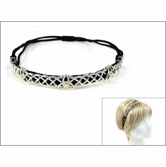 Trinity and Pearl Celtic Headband