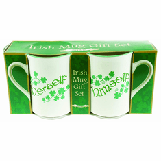 Twin Pack Him/Her Mugs