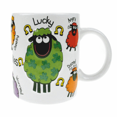 Wacky Woollies Coffee Mug